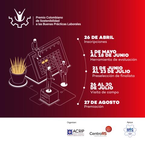 Premio Colombiano de Sostenibilidad a las Buenas Prácticas Laborales